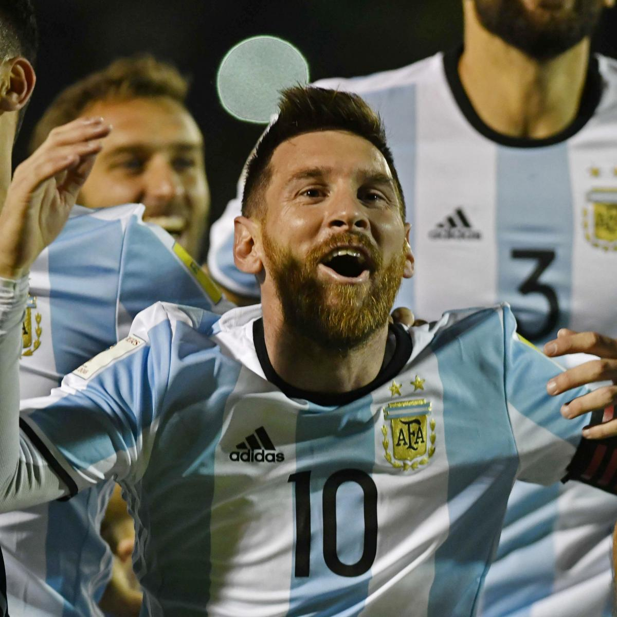 Lionel Messi Says World Cup Without Argentina Would Have Been 'Crazy'