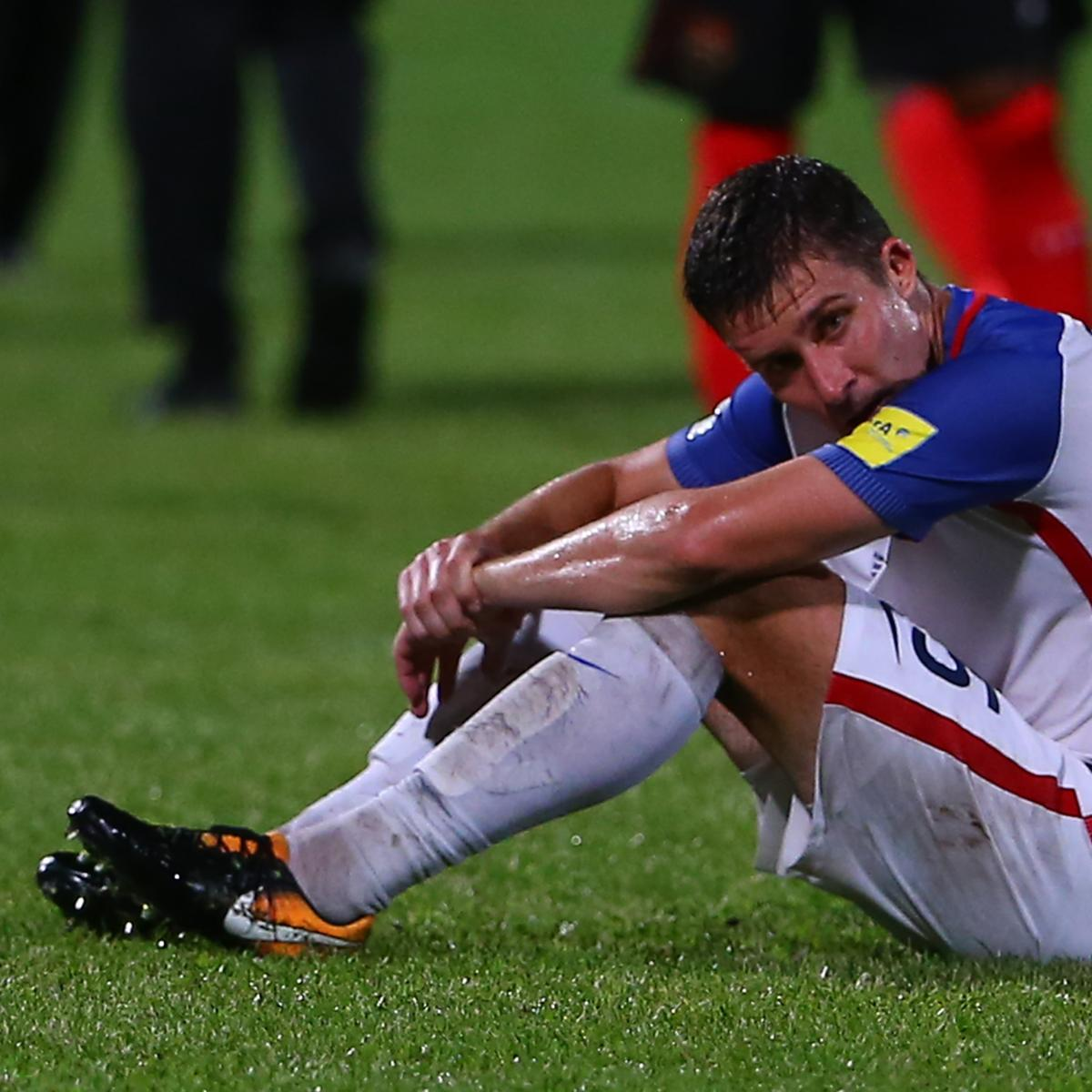 US Men's National Team Fails to Qualify for World Cup for 1st Time Since 1986