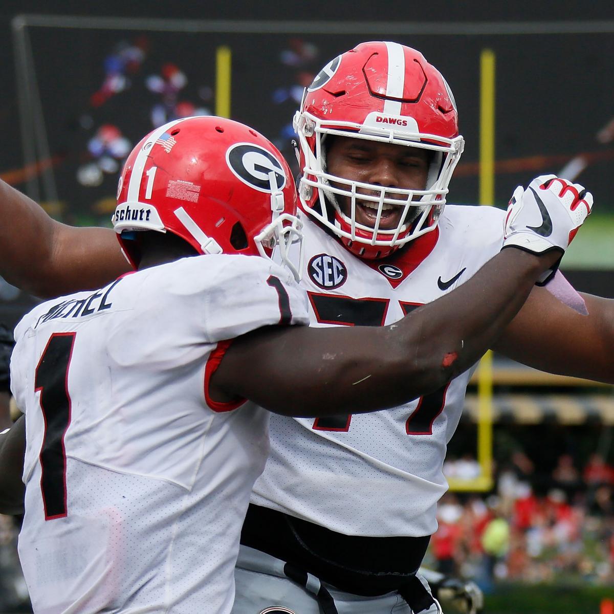 Missouri Tigers vs. Georgia Bulldogs Odds, College Football Betting Pick