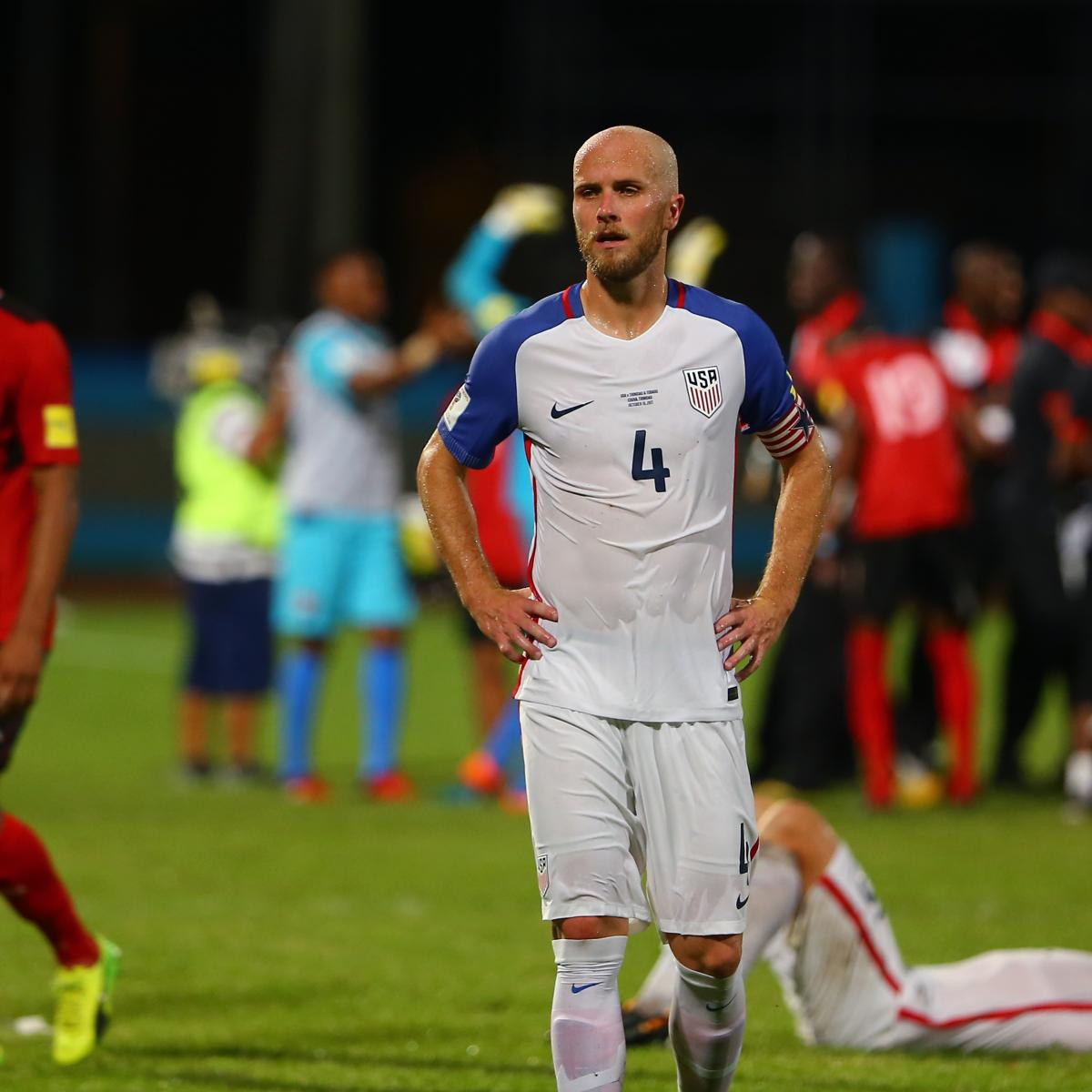 'No Choice but to Stand and Face the Music': What Went Wrong for USMNT