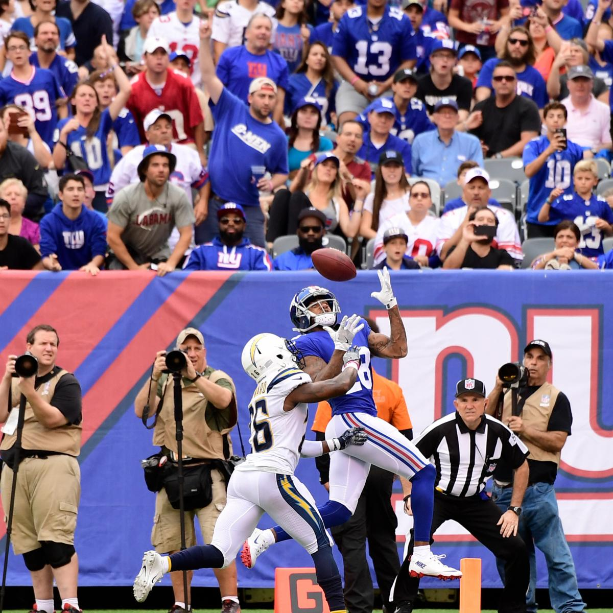 7 Keys to Victory in New York Giants' Week 6 Matchup