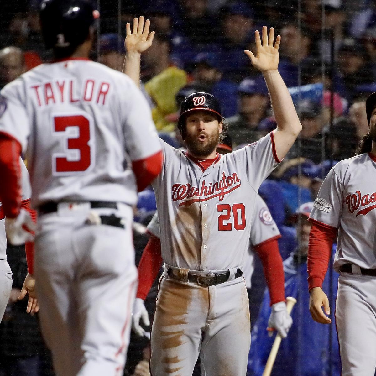 MLB Playoffs 2017: Odds, TV Schedule, Predictions for Final NLDS Game