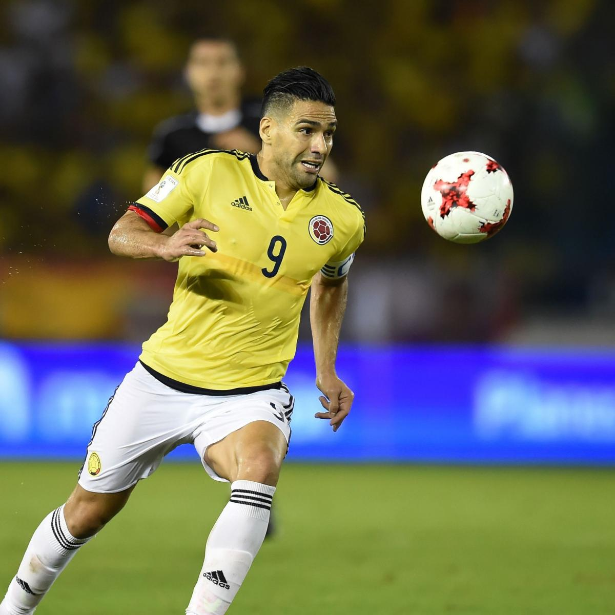 Radamel Falcao Denies Colombia 'Pact' with Peru in World Cup Qualifier