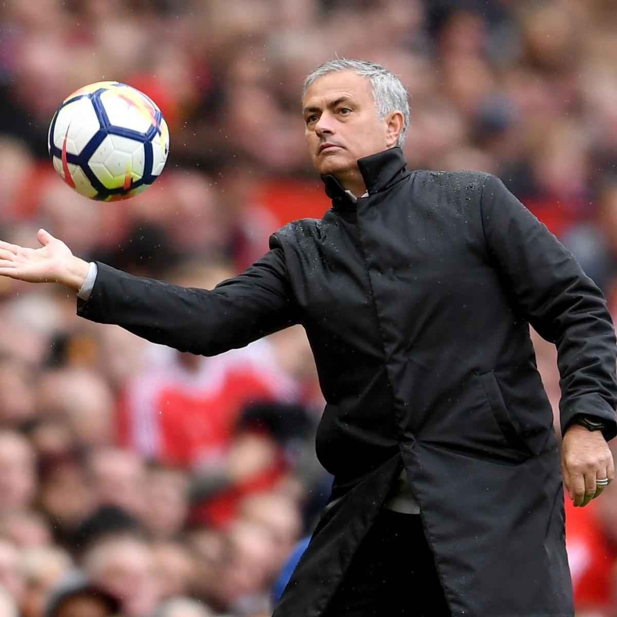 Jose Mourinho 'Ready to Sign' New Manchester United Deal Worth £65M