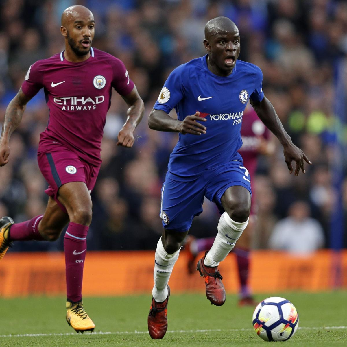 N'Golo Kante Reportedly Out for 2-3 Weeks, Will Miss Chelsea UCL Games vs. Roma
