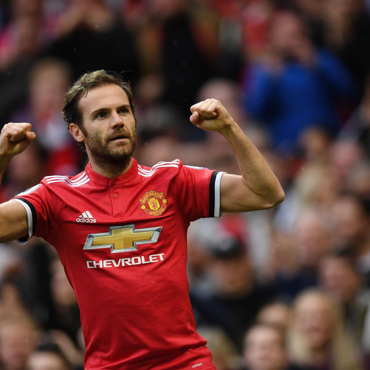 Manchester United Transfer News: Juan Mata Snubs China Bid Amid Contract Rumours