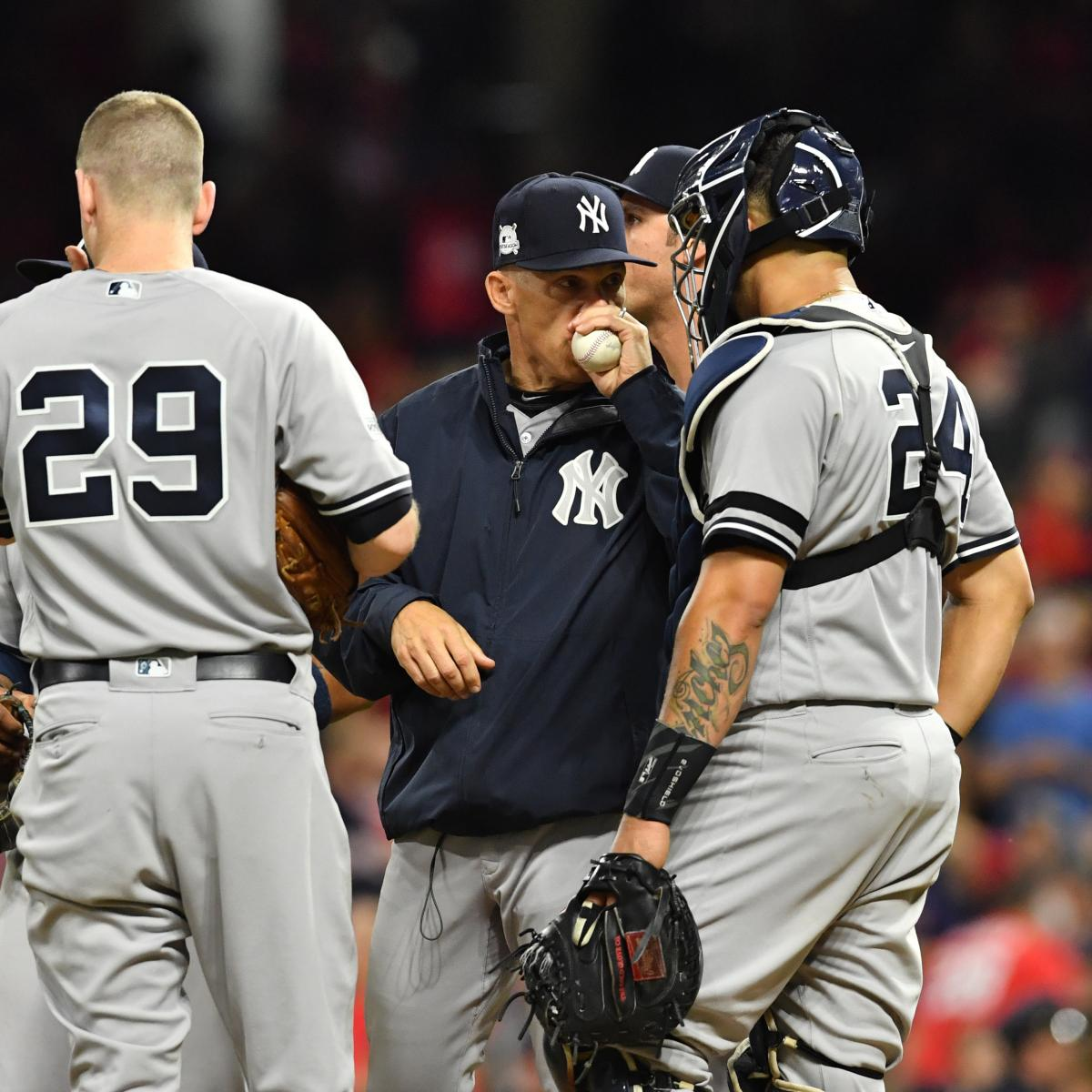 Todd Frazier Says Yankees' Game 5 Win vs. Indians Was for Joe Girardi