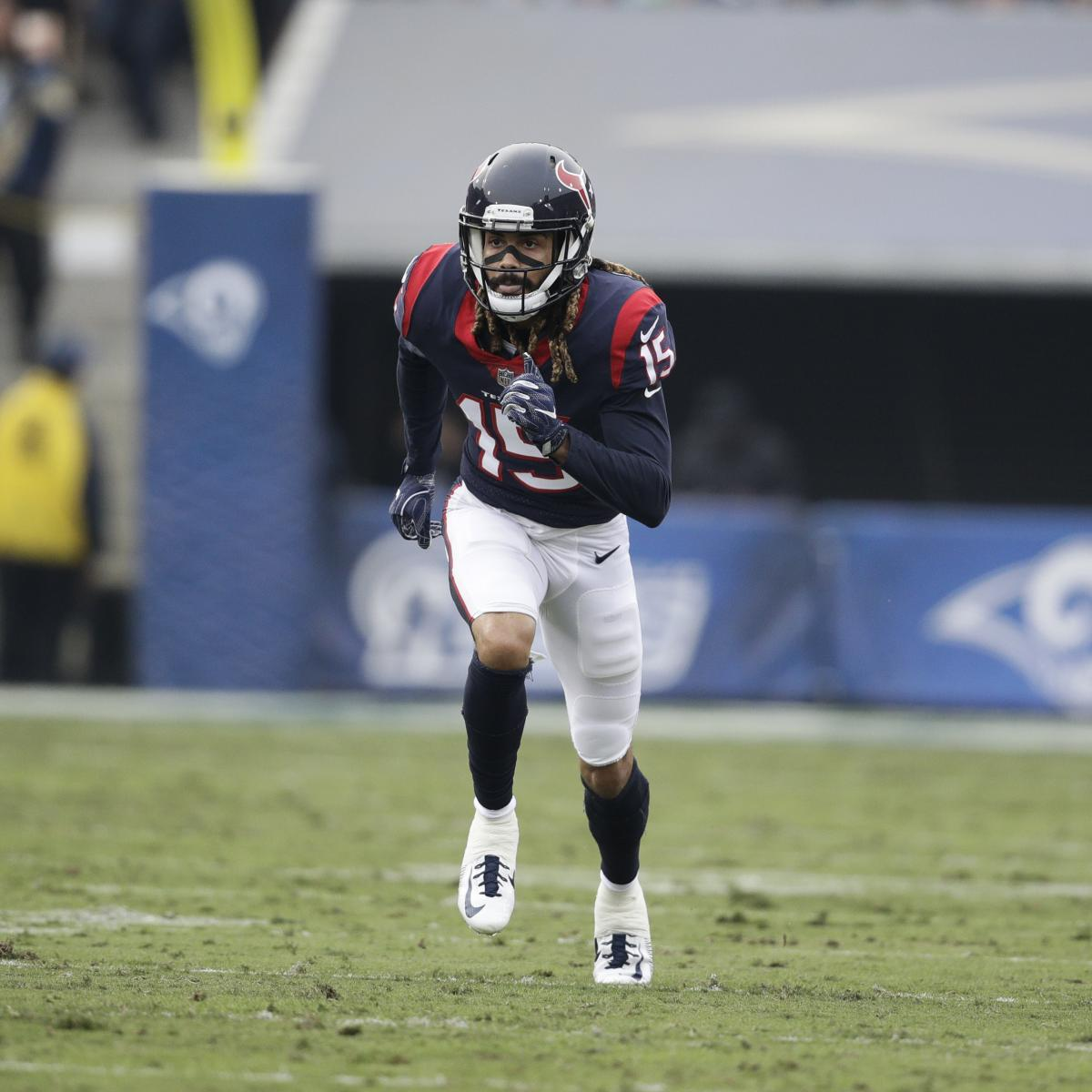 Will Fuller Ruled Out vs. Colts with Knee Injury