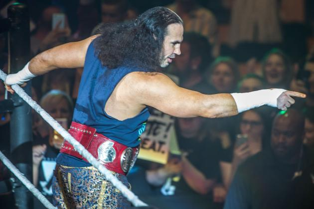How to Book Matt Hardy's Broken Gimmick Following Breakdown on WWE Raw