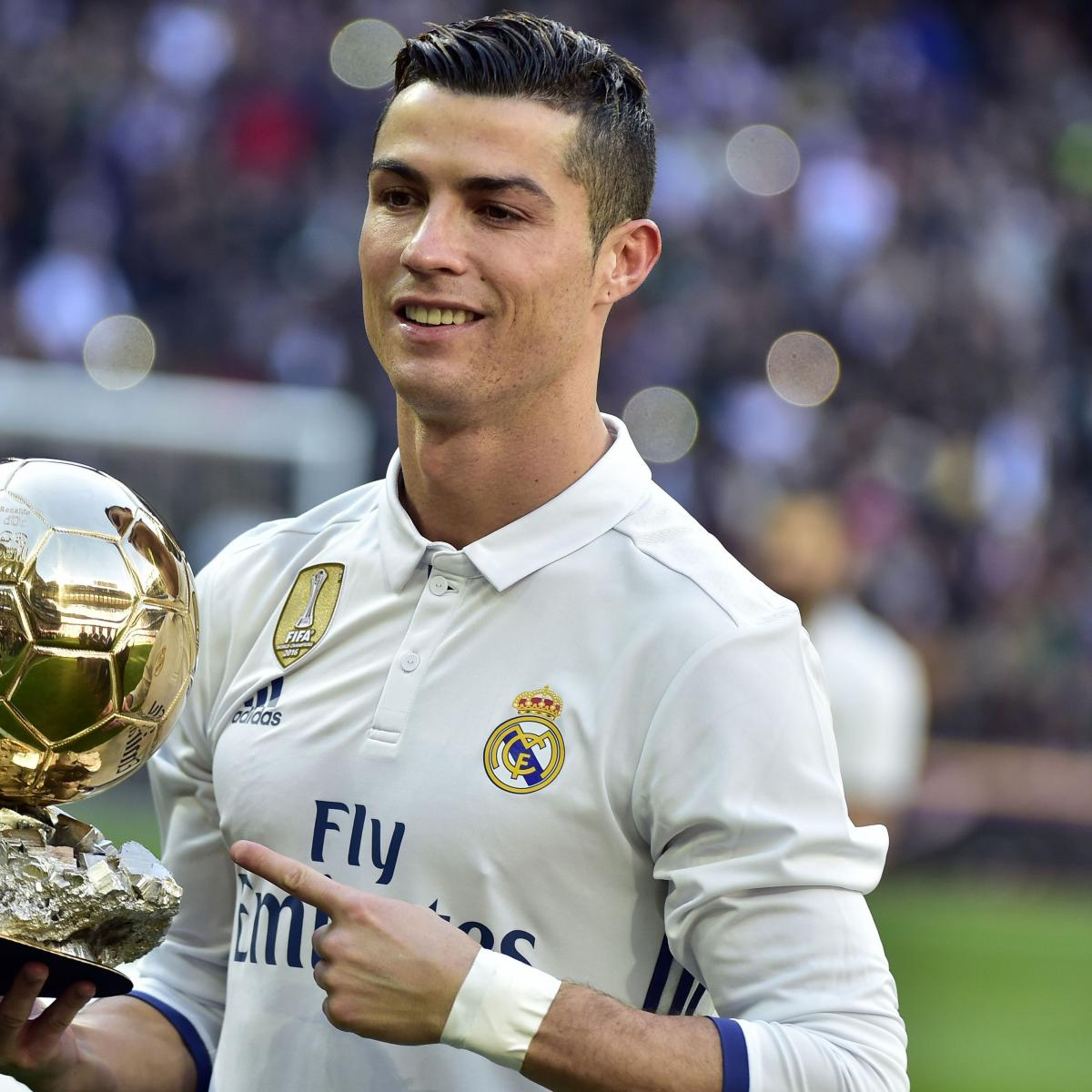 Ballon d'Or 2017: Live Stream, TV Info, Start Time, Finalists and Prediction