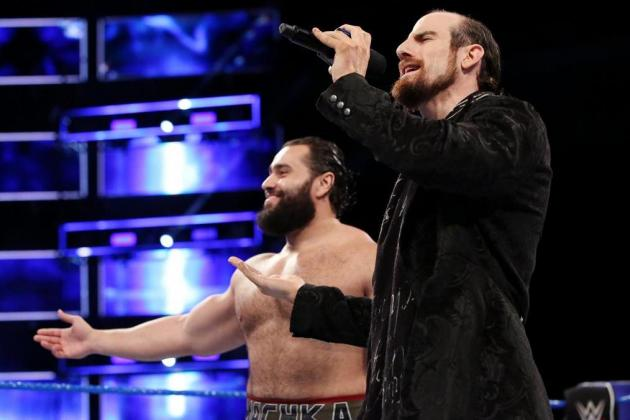 Rusev and Aiden English Add Spark to WWE Clash of Champions, SmackDown Tag Scene
