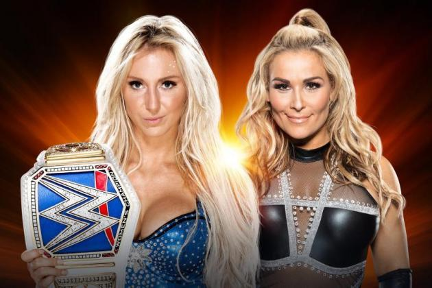 Projecting Impact of Lumberjack Stipulation on Charlotte Flair vs. Natalya