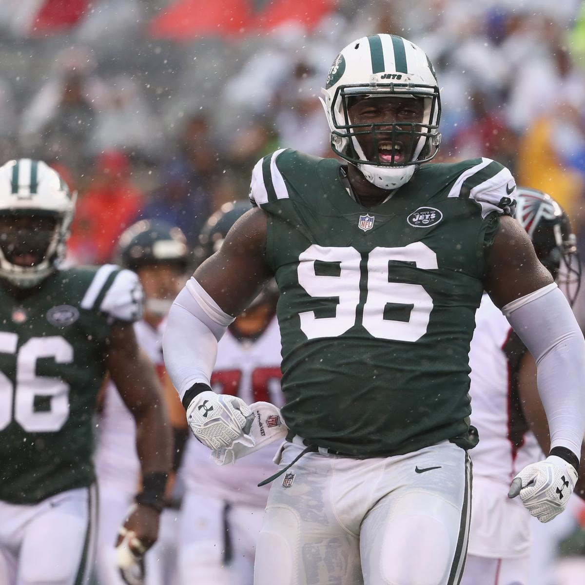 Muhammad Wilkerson Reportedly 'Gone' from Jets After 2017 Season