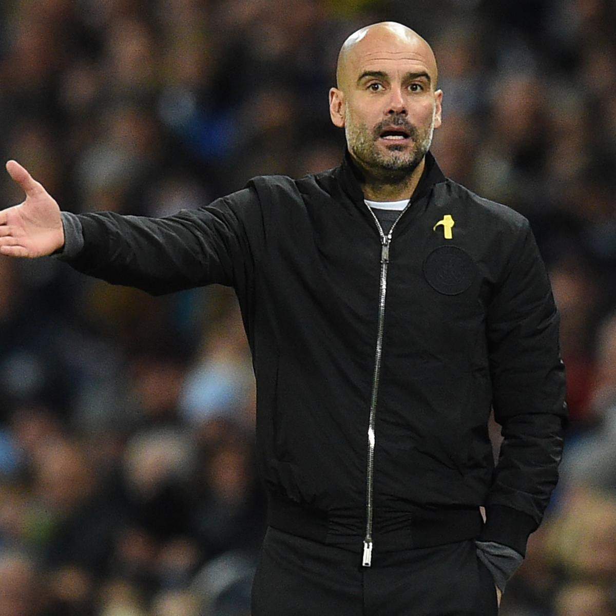 Man City 'Needed to Lose,' Says Pep Guardiola After Shakhtar Donetsk Defeat