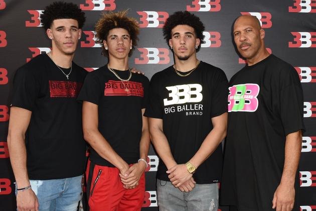 LaVar Ball Says He Doesn't Care About Money; LiAngelo, LaMelo to Play Overseas