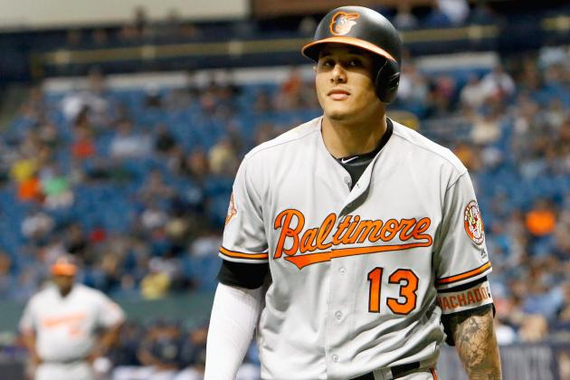 Manny Machado Trade Rumors: Orioles Have Received Calls on Star 3B