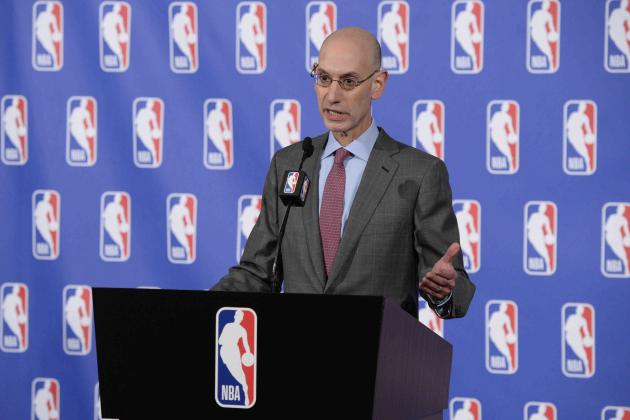 Report: NBA Looking to Establish Mexico City G League Team as Early as Next Year