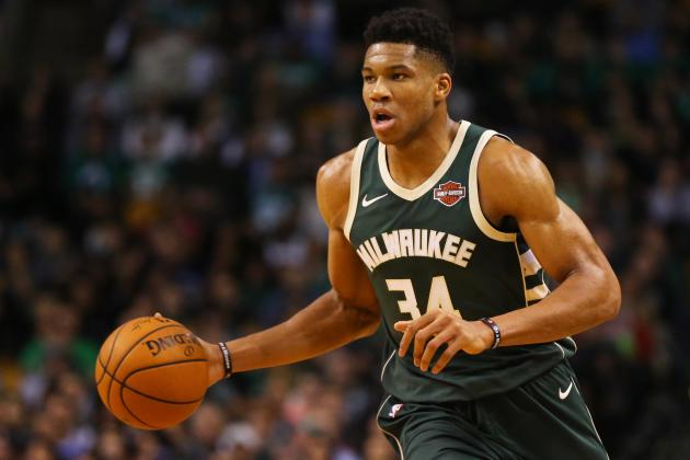 Giannis Antetokounmpo Only 3rd Player with Trio of Milestones Before Turning 23