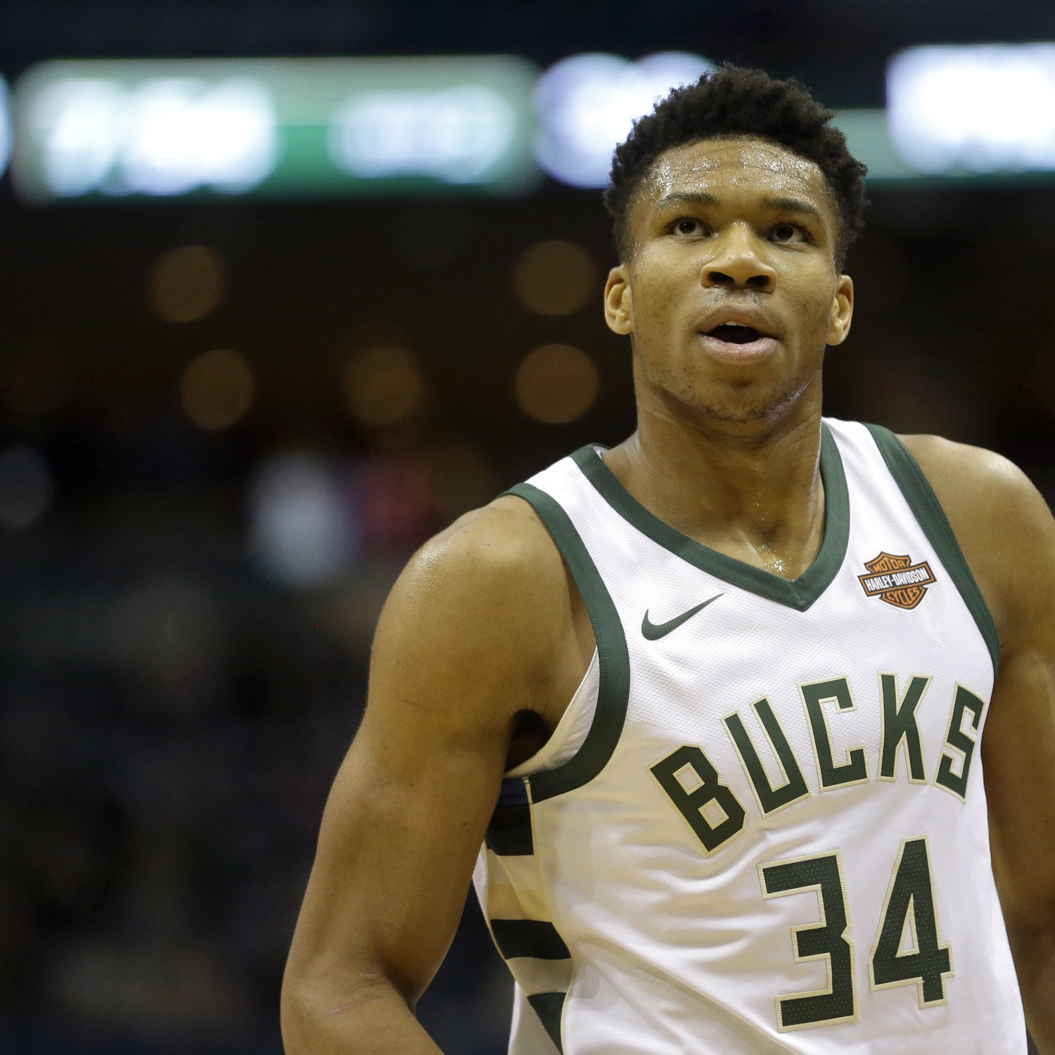 Giannis Antetokounmpo Would Pick LeBron James 1st as All-Star Captain