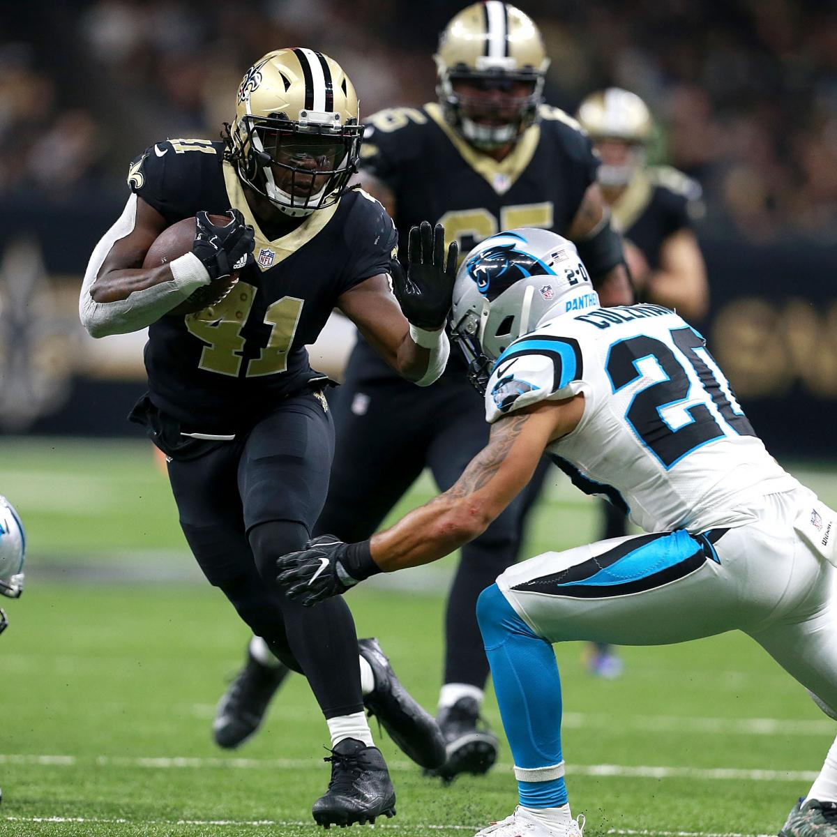 Panthers vs. Saints: Updated Odds, TV Info and Prediction for Wild-Card Game