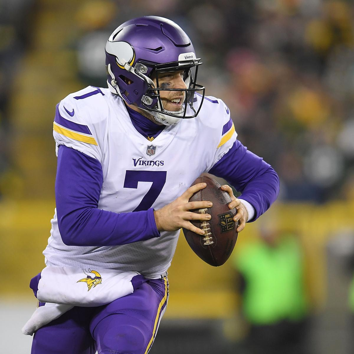 NFL Playoff Odds 2018: Vegas Picks and Predictions Ahead of Divisional Round
