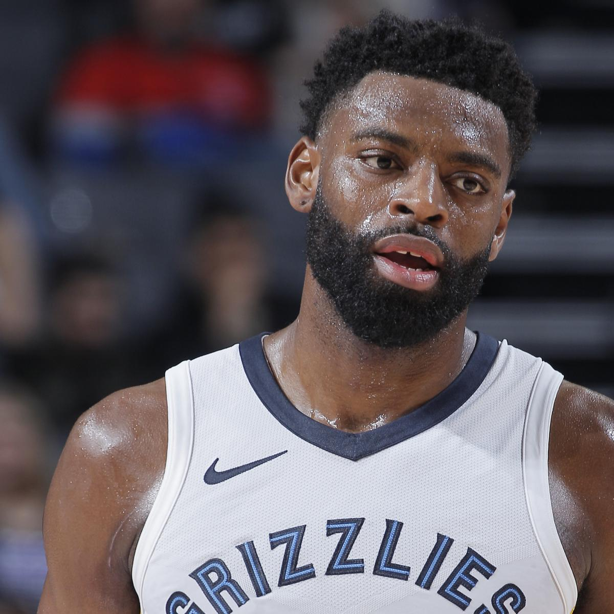 Tyreke Evans Trade Rumors: Grizzlies Want 1st Round Draft Pick for SG