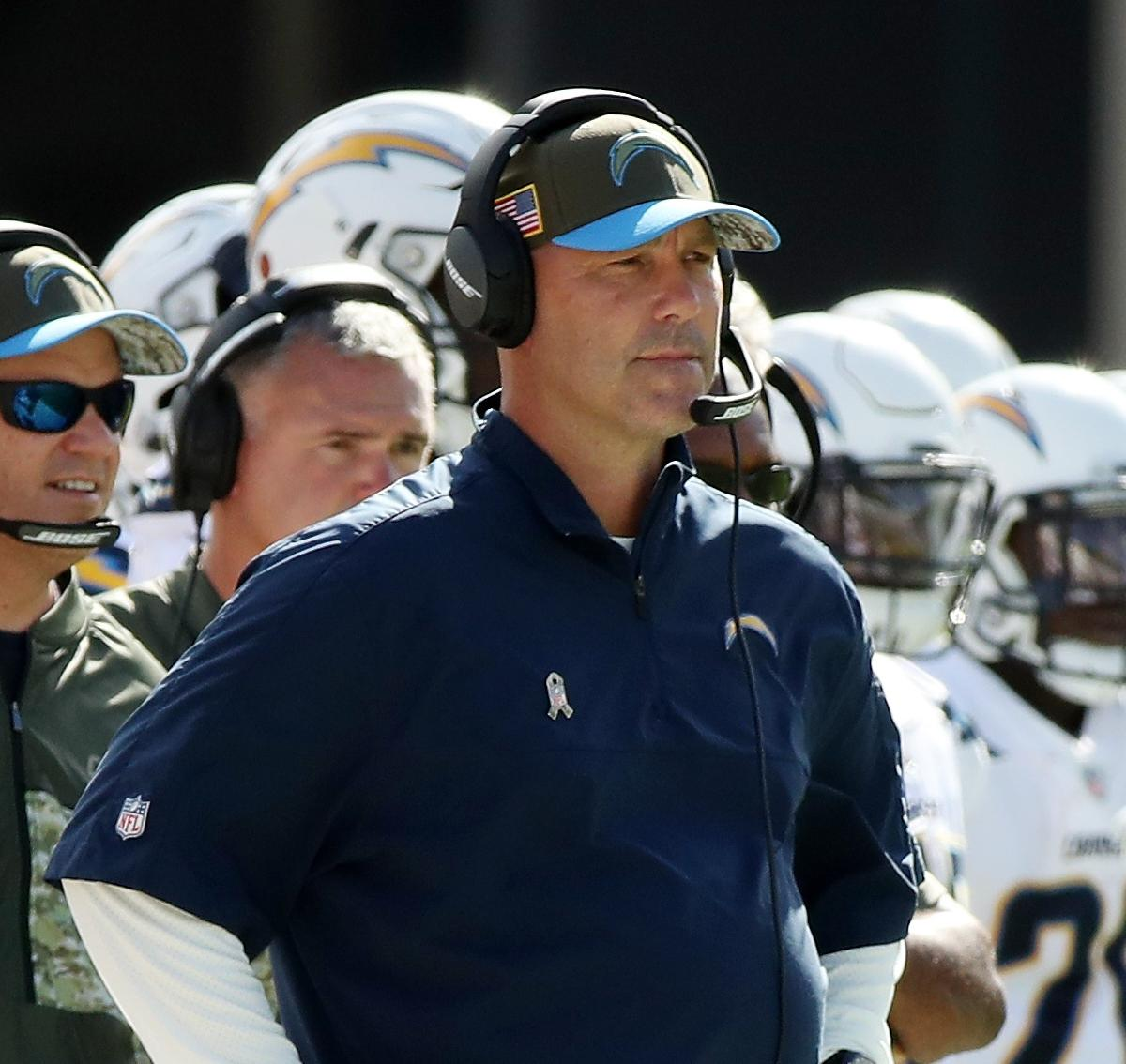 Gus Bradley, Chargers Reportedly Agree to 3-Year Contract Extension