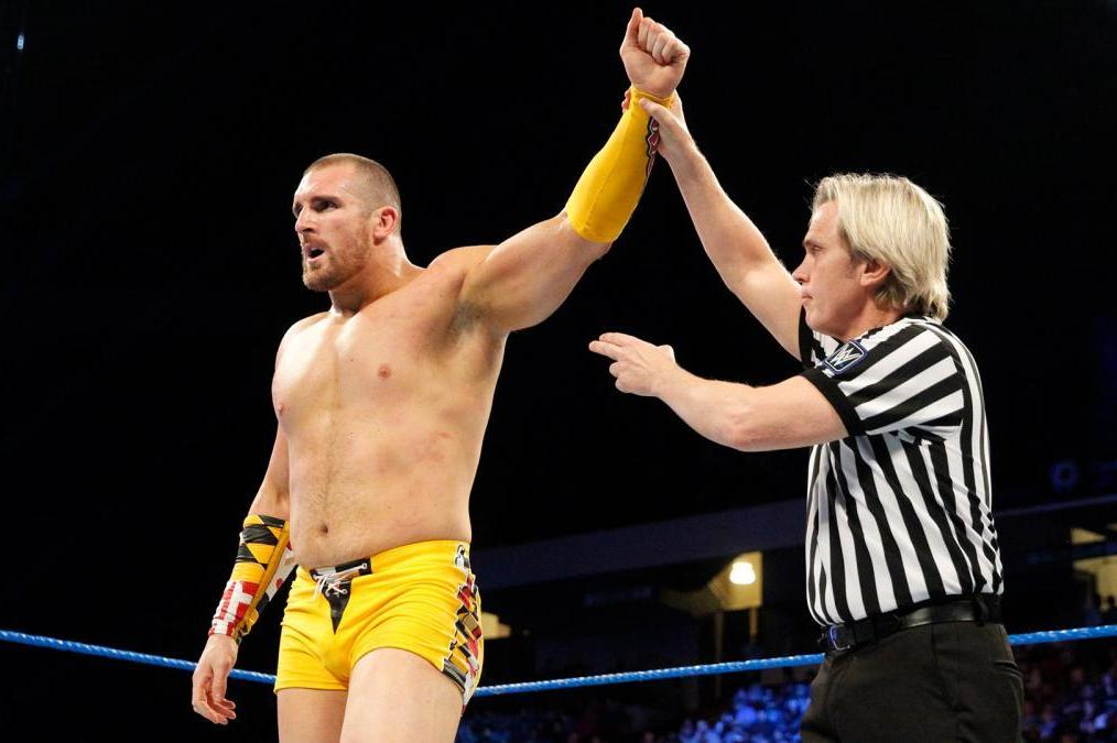 Mojo Rawley Is Best Choice to Win WWE United States Championship Tournament