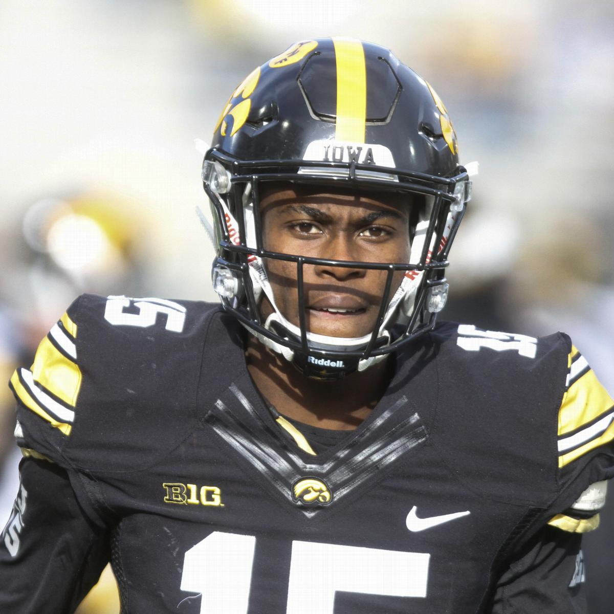NFL Draft 2018: First-Round Order and Top Prospects to Watch