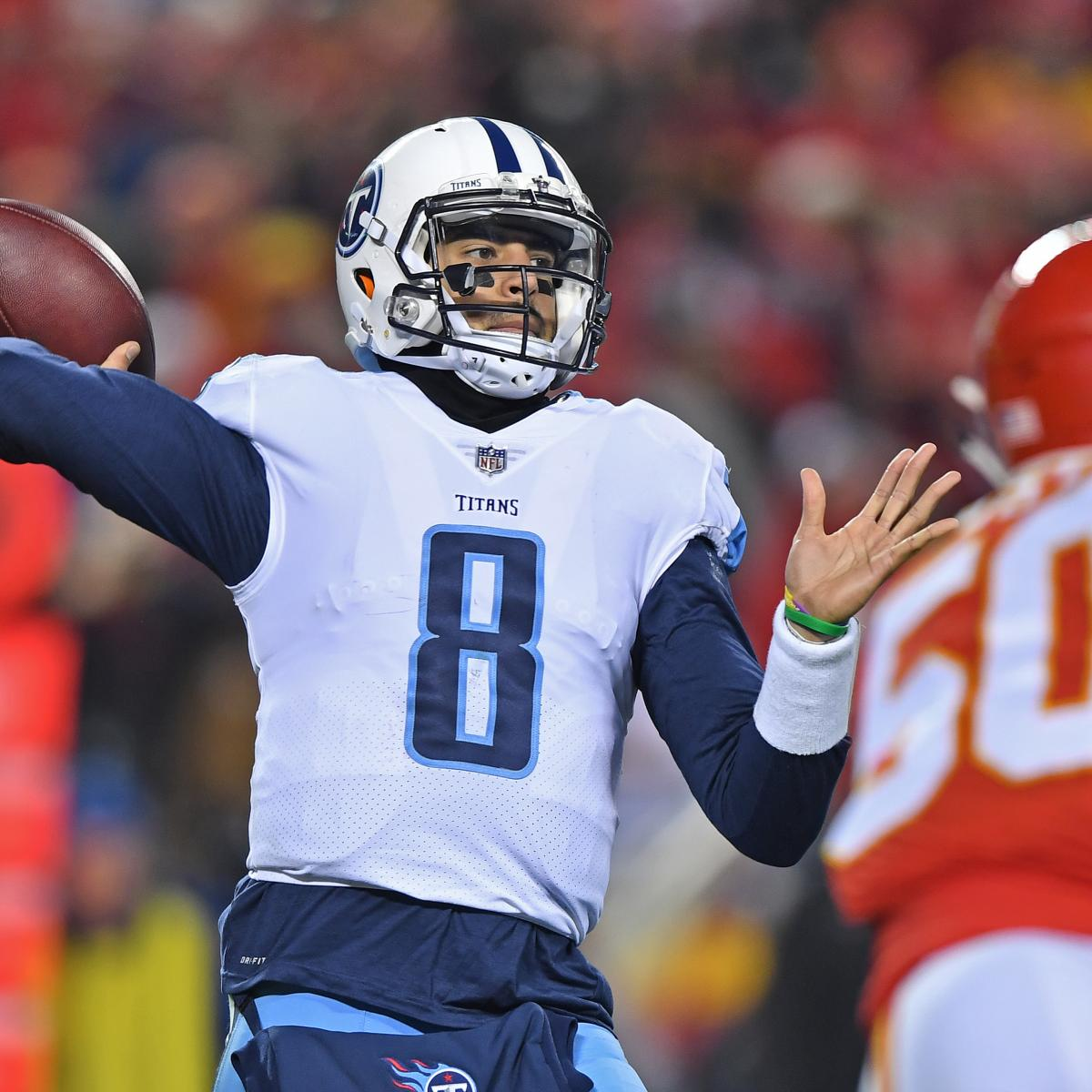 Titans vs. Patriots: TV Schedule, Odds, Ticket Info, Game Time and More