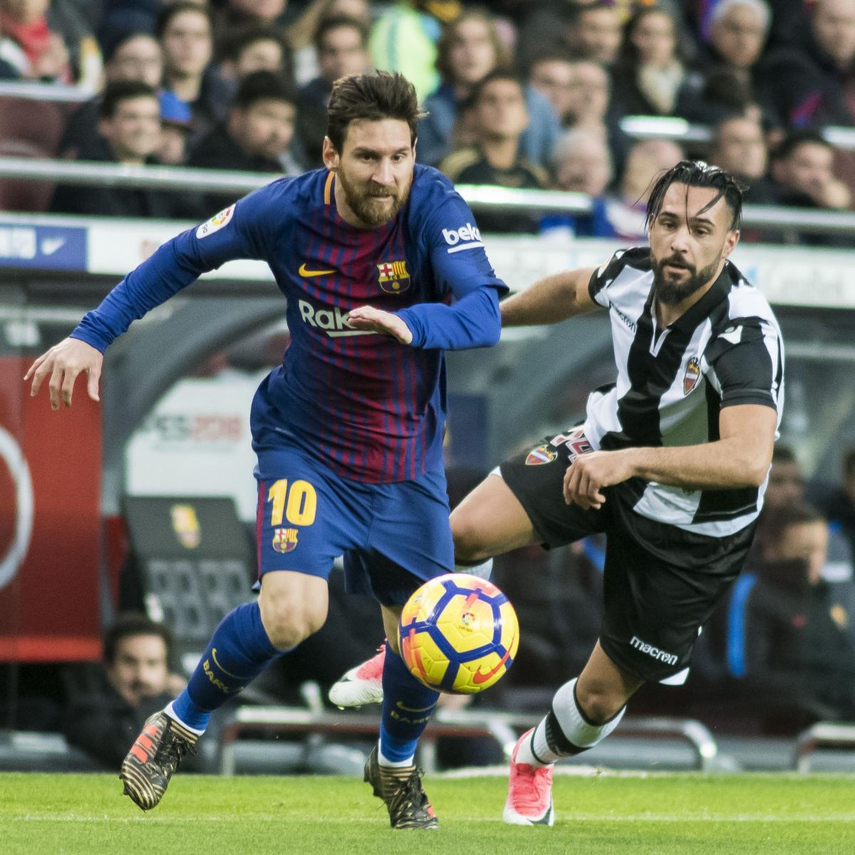 Real Sociedad vs. Barcelona: Team News, Preview, Live Stream, TV Info