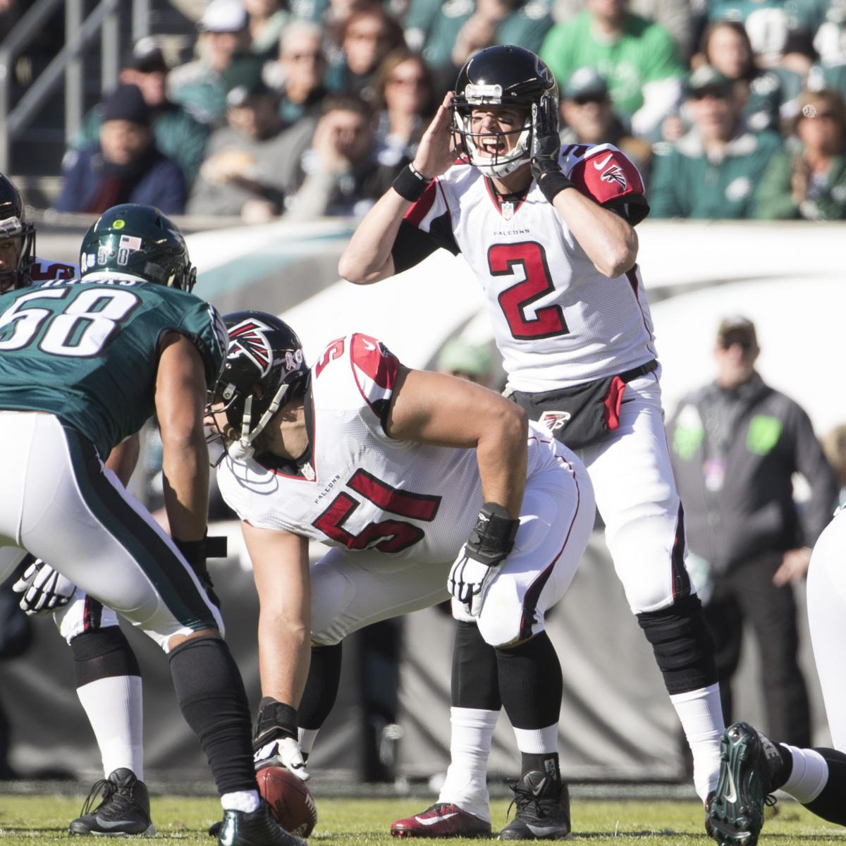Falcons vs. Eagles: Updated Odds, Stat Predictions for 2018 NFC Divisional Game