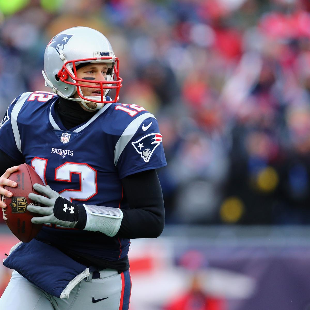 Titans vs. Patriots: Updated Odds, Stat Predictions for 2018 AFC Divisional Game