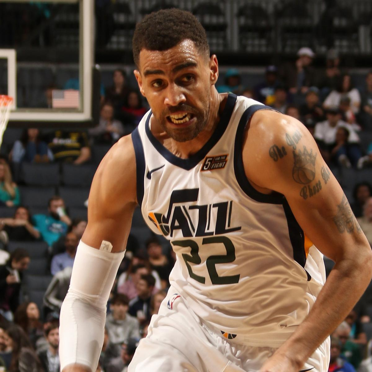 Thabo Sefolosha Reportedly Undergoing Season-Ending Surgery on Knee Injury