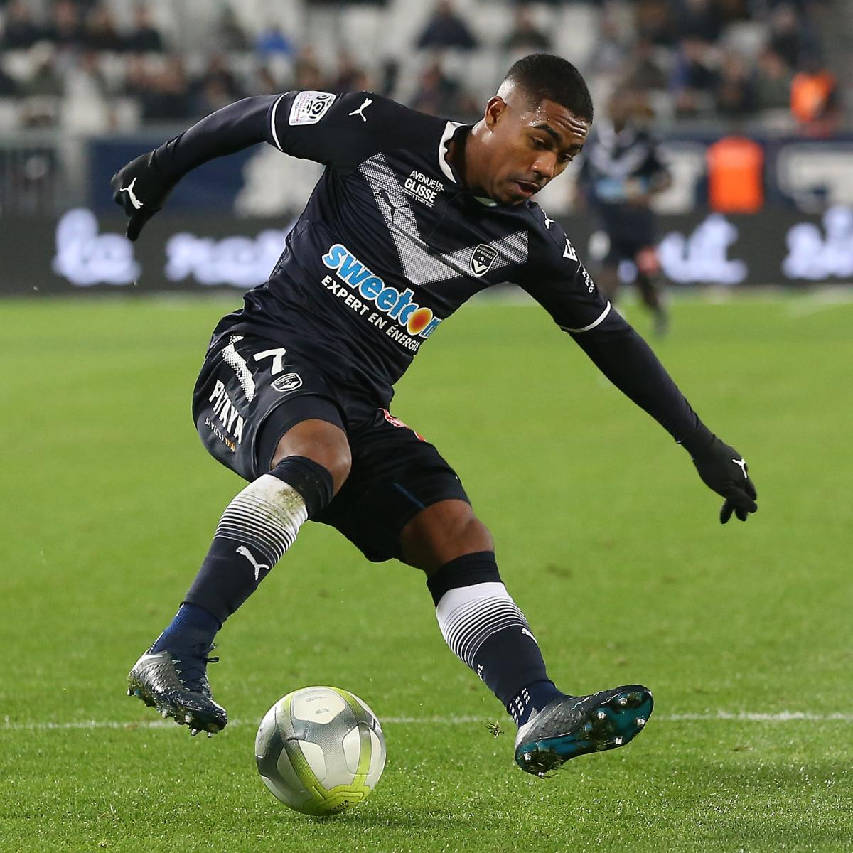 Arsenal Transfer News: Gunners to Bid for Malcom in Latest Rumours