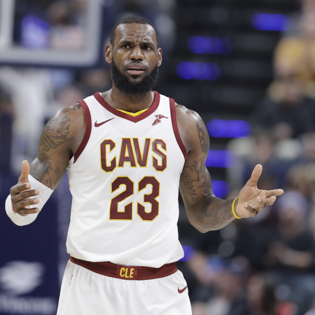 LeBron James Rumors: Cavaliers Prefer Not to Trade Nets Pick in Case Star Leaves