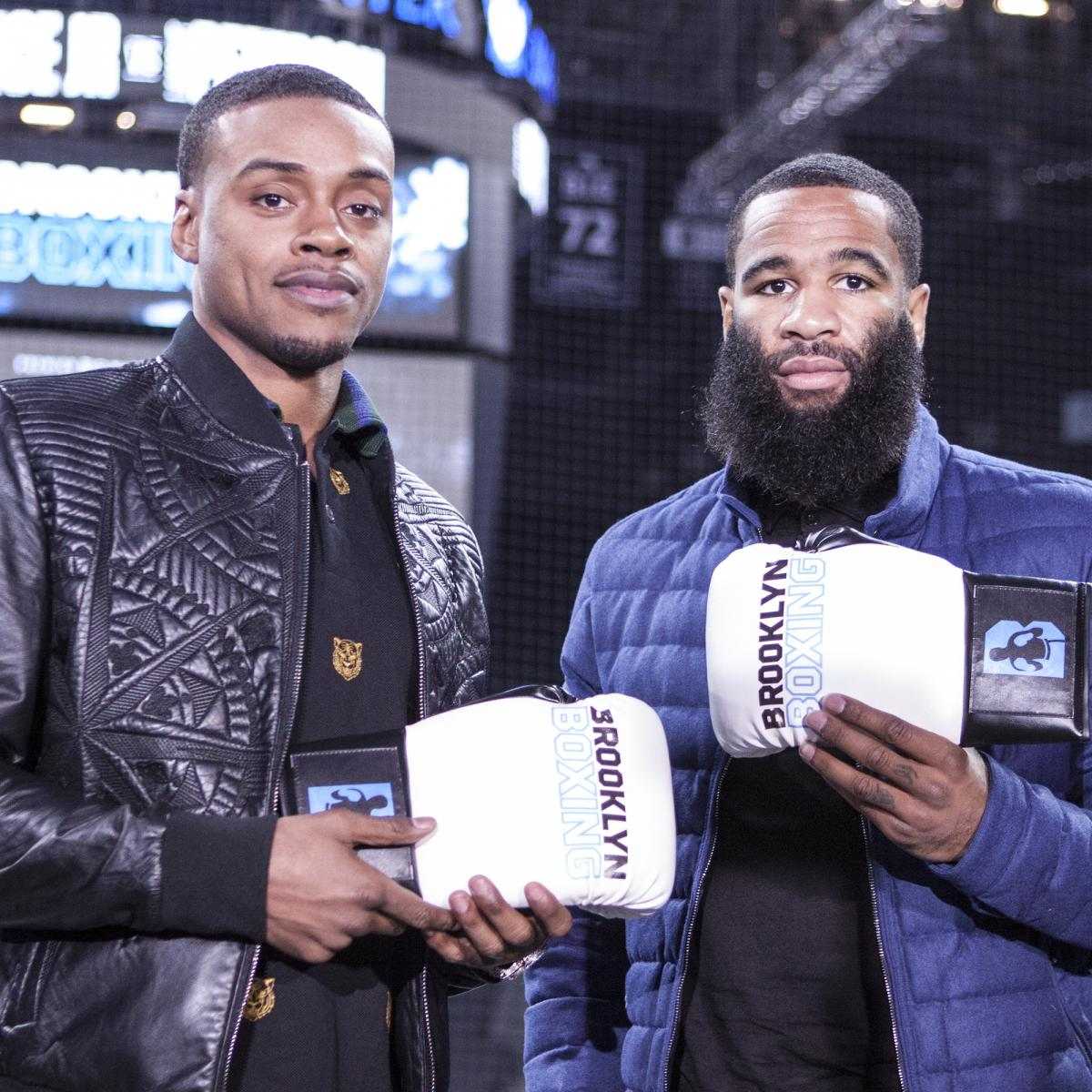 Errol Spence Jr vs. Lamont Peterson: Fight Time, Date, Live Stream and TV Info