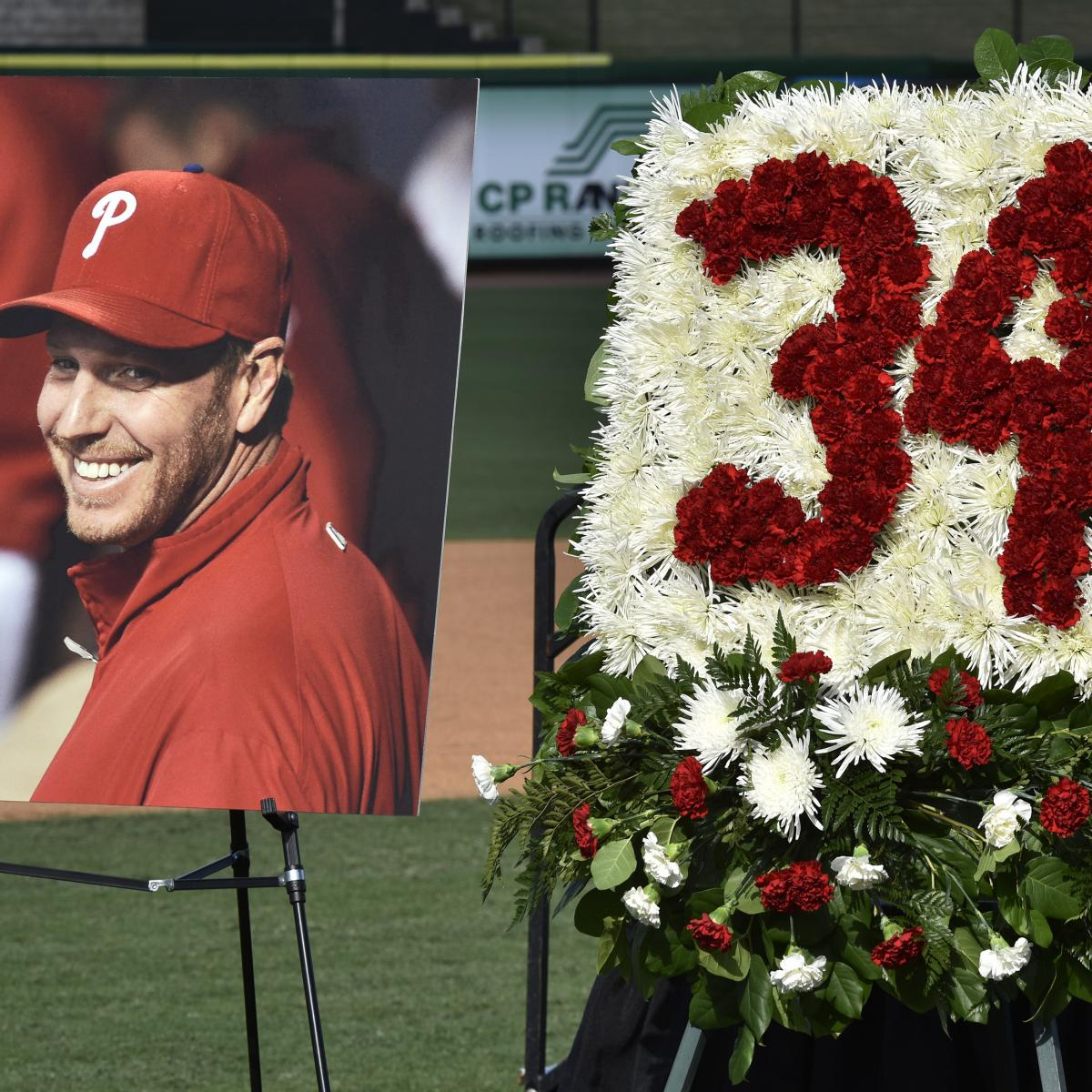 Report: Roy Halladay Autopsy Shows Traces of Morphine in System at Time of Death