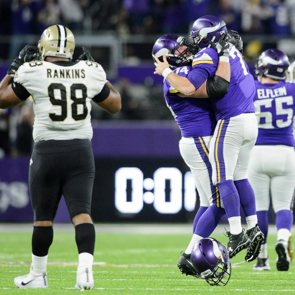 NFL Playoffs 2018: Schedule, Odds and Final Predictions for AFC, NFC Games