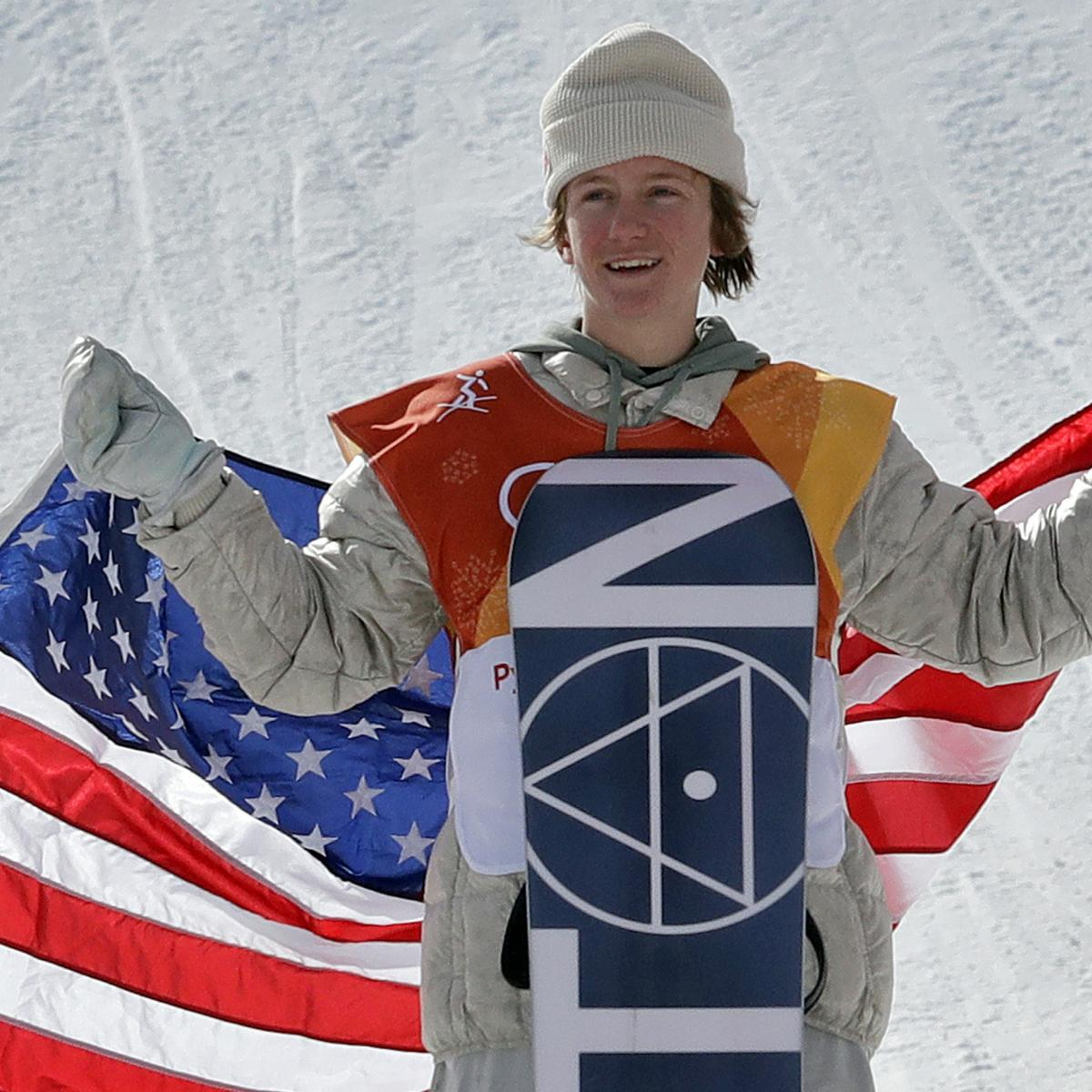 Teen Sensation Red Gerard Keeps His Cool to Deliver Surprising 1st Gold for USA