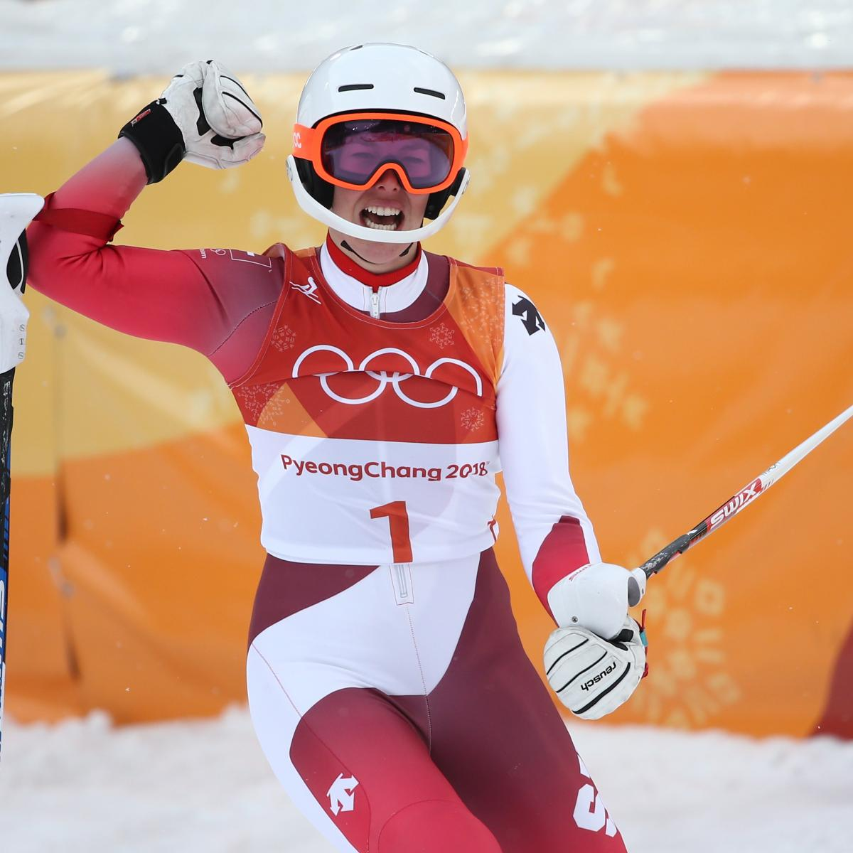 Olympic Women's Alpine Skiing Results 2018: Medal Winners for Combined
