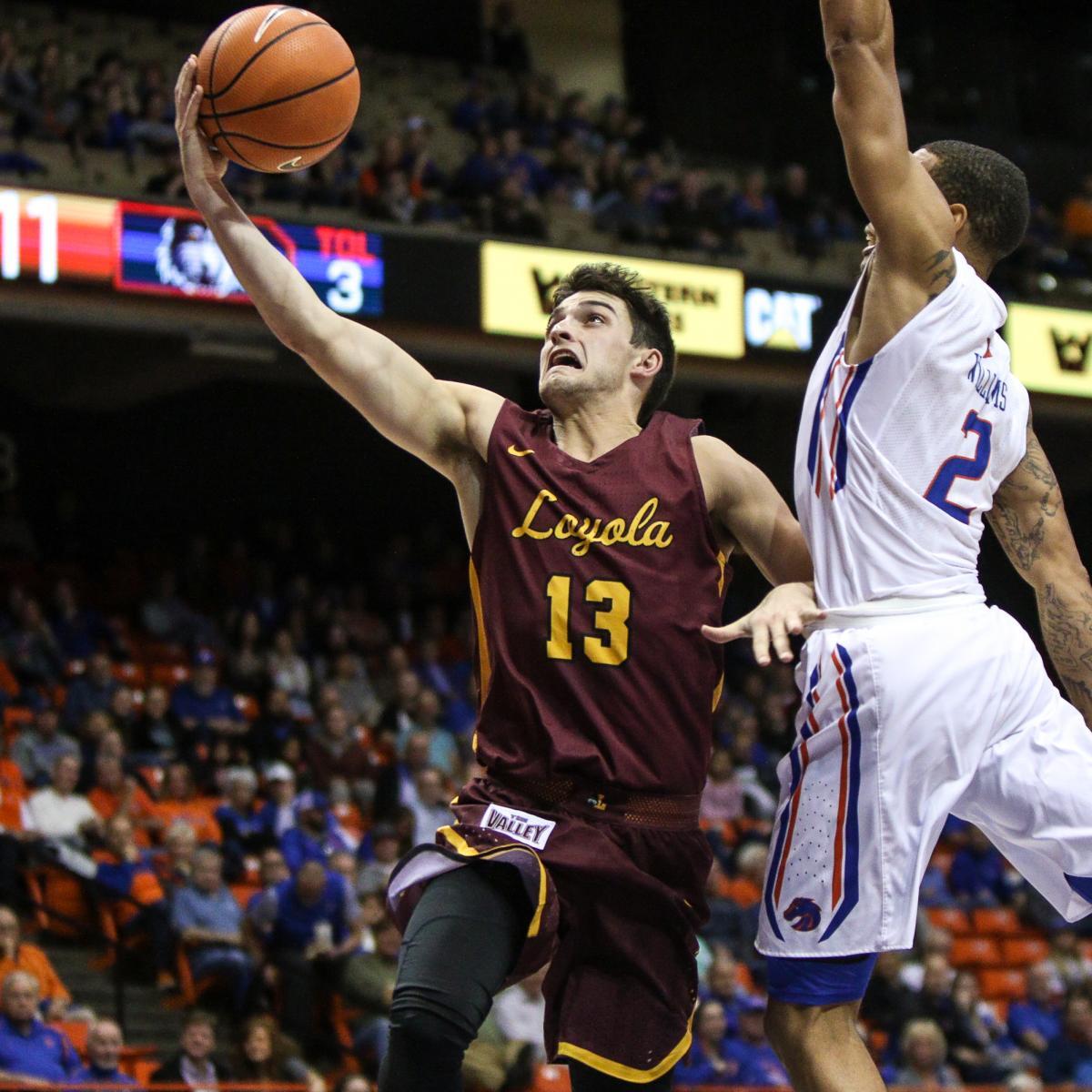 Selection Sunday 2018: Printable NCAA Tournament Bracket and Upset Picks