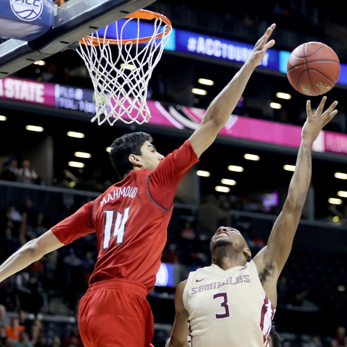 NCAA Tournament 2018: Selection Sunday Schedule, Latest Bracketology