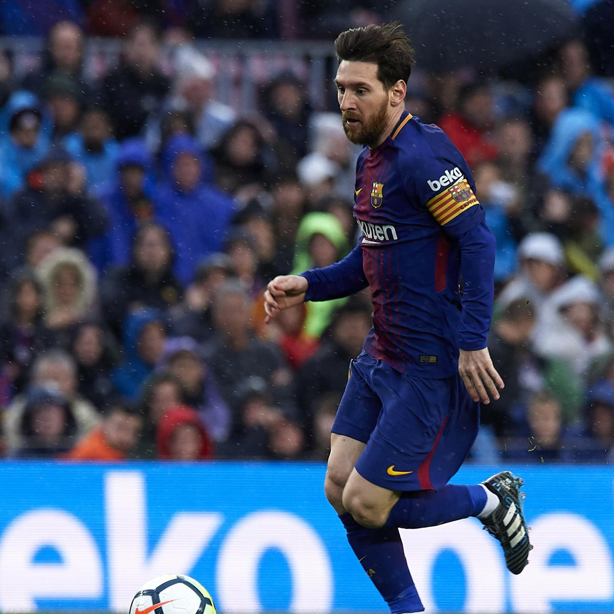 Barcelona vs. Chelsea: Preview, Live Stream, TV Info for UCL Match