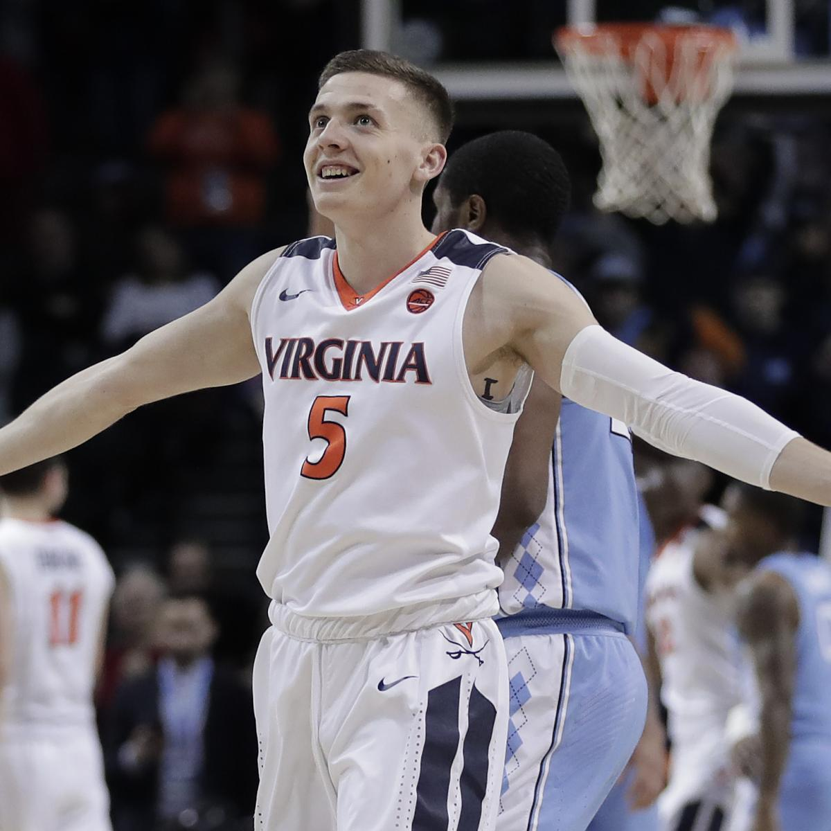 AP College Basketball Poll 2018: Final Rankings Released Before March Madness