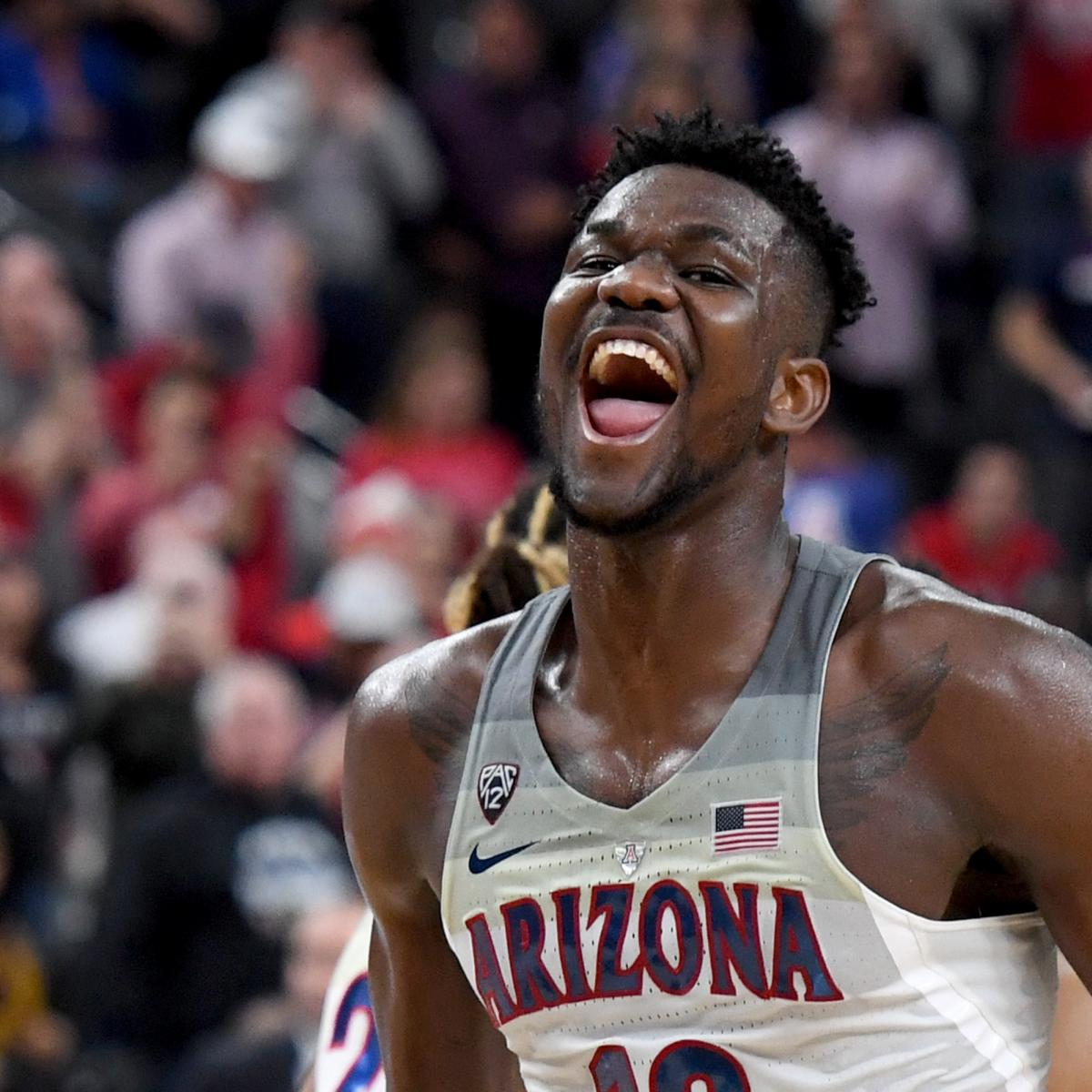 2018 NBA Mock Draft: Full 1st-Round Predictions Entering March Madness