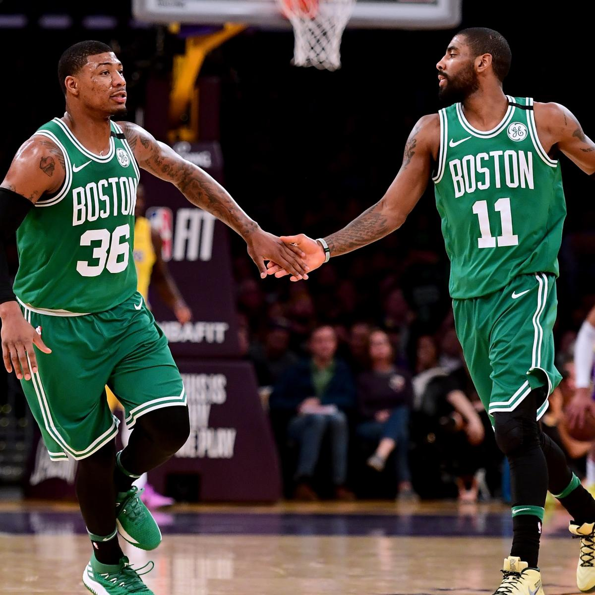 Pressure Keeps Building for Kyrie Irving, Boston Celtics as Injuries Pile Up