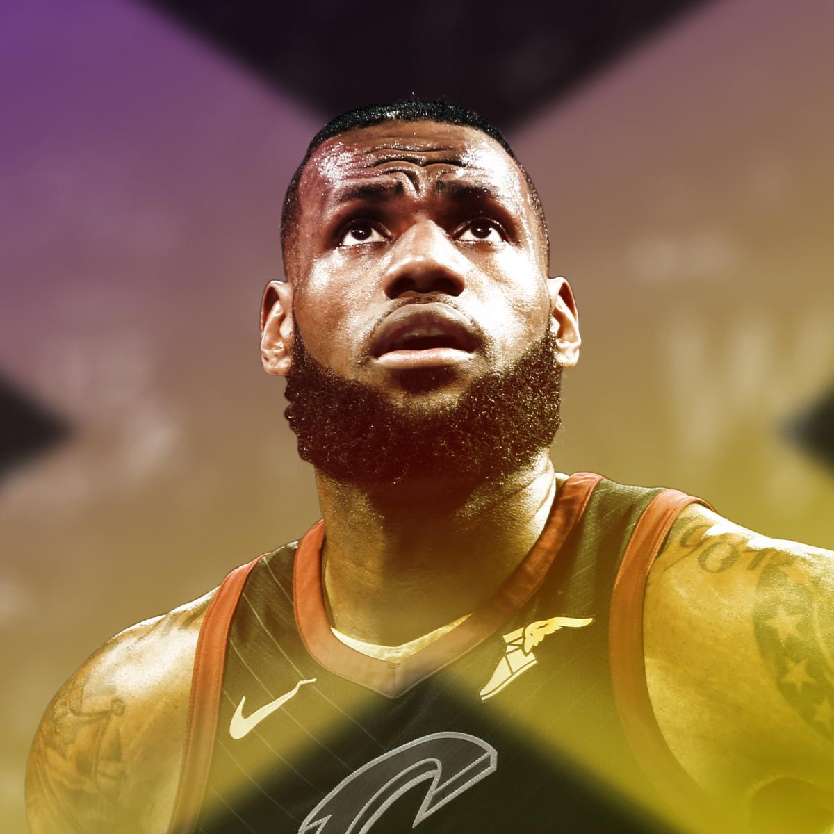 Is LeBron James the Right Target for the Los Angeles Lakers?