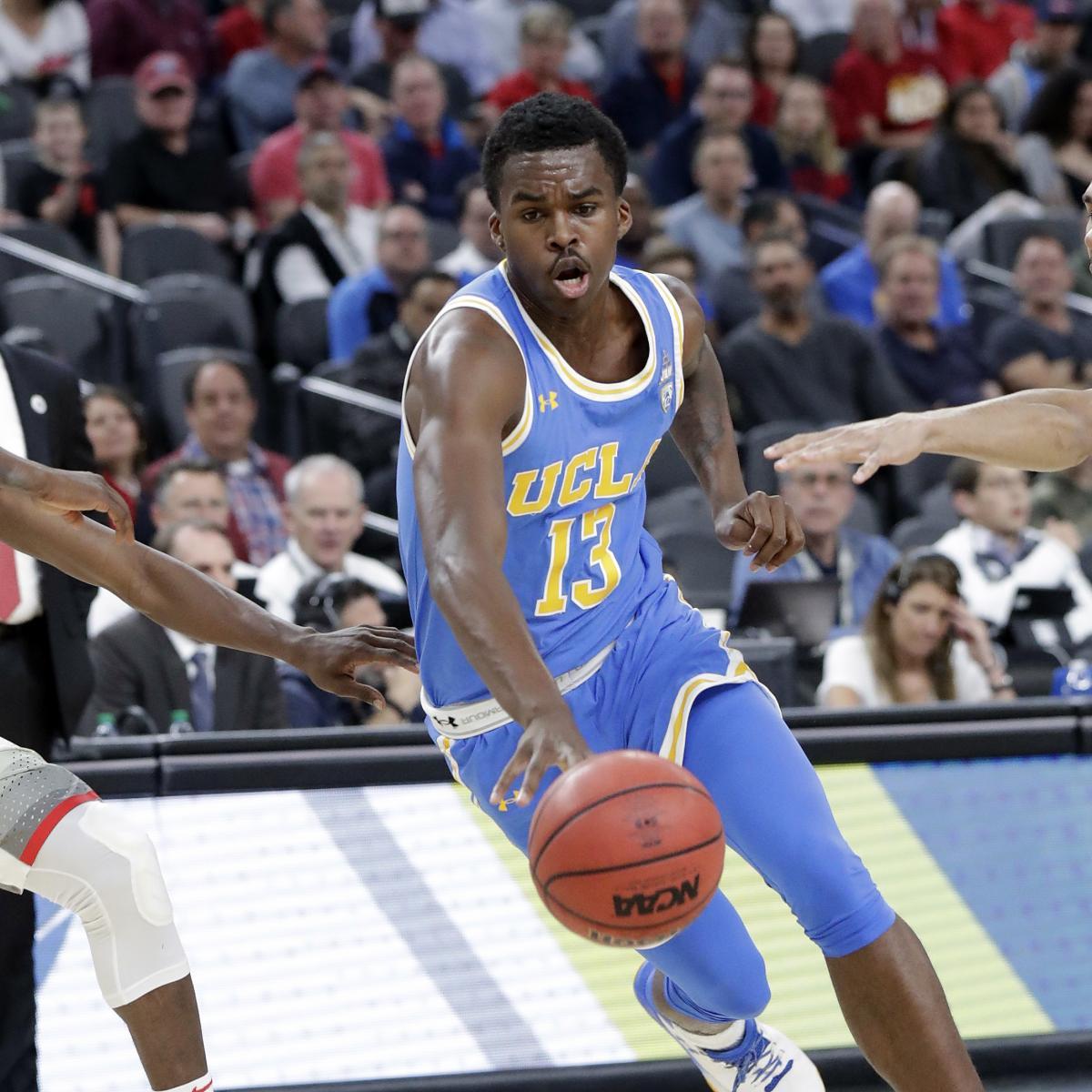 UCLA Bruins vs. St. Bonaventure Bonnies Odds, March Madness Betting Pick