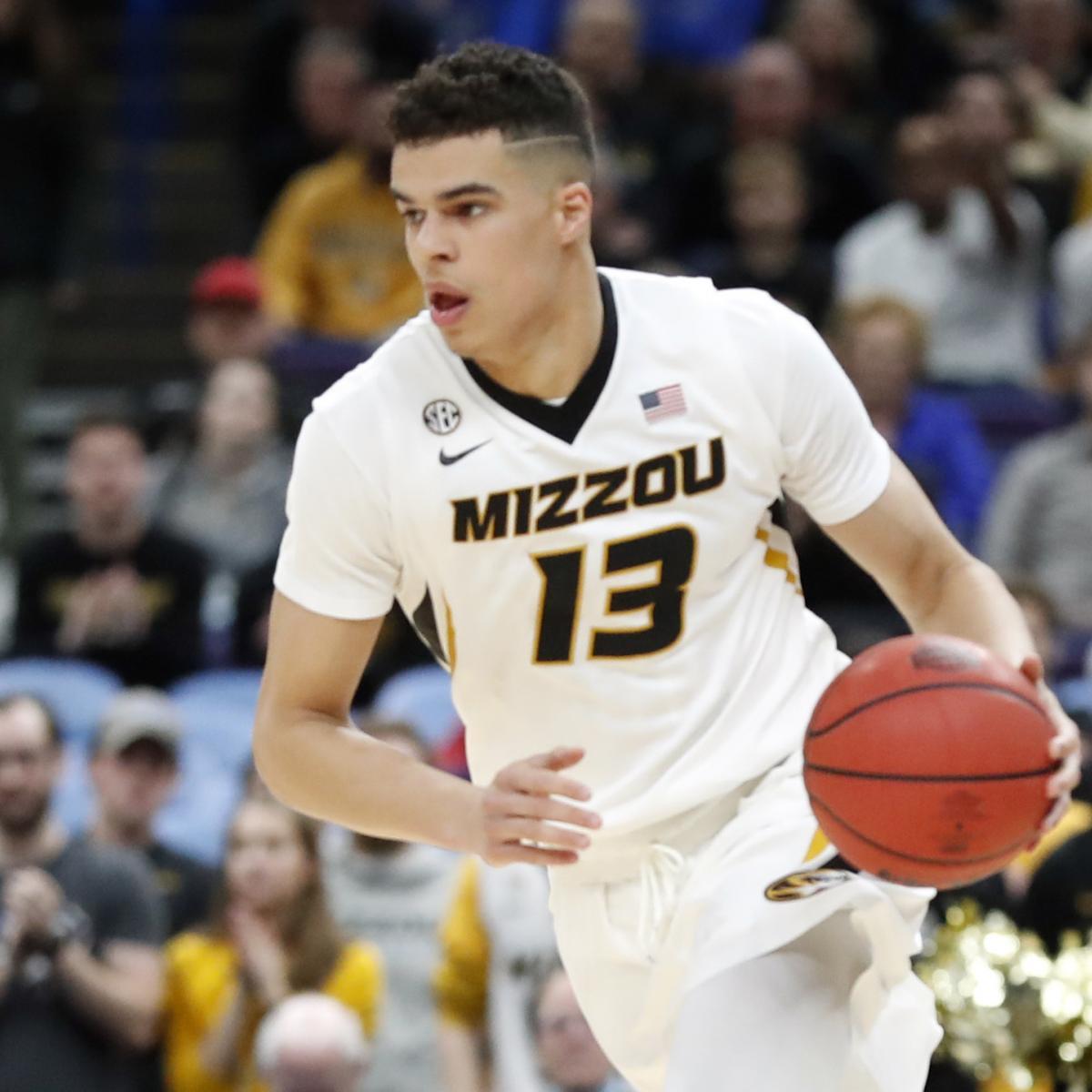 NBA Draft 2018: Latest Mock Draft Ahead of NCAA Tournament
